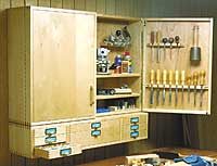 Wall Tool Cabinet. High Quality Steel Tool Box Parts Workbench ...